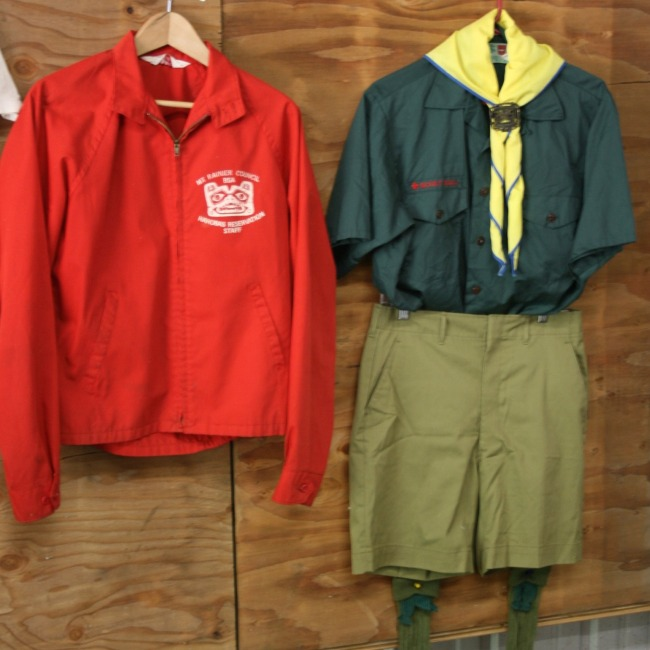 Camp Hahobas Staff Uniform - 1974