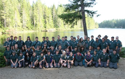 Camp Staff - A Part of The Hahobas Legacy
