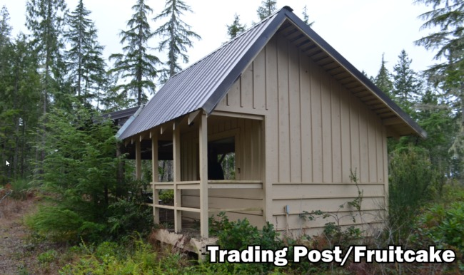 Trading Post AKA: The Fruitcake Lodge